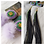 Thumbnail: Fly Away Feather Shifters (into faux fur poms)