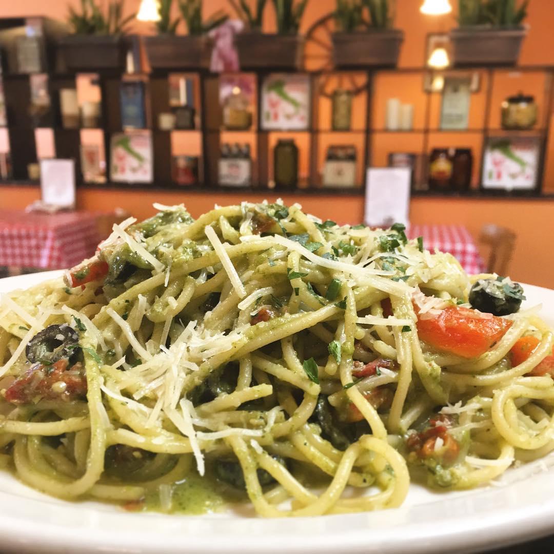 Pesto Pasta (Special)