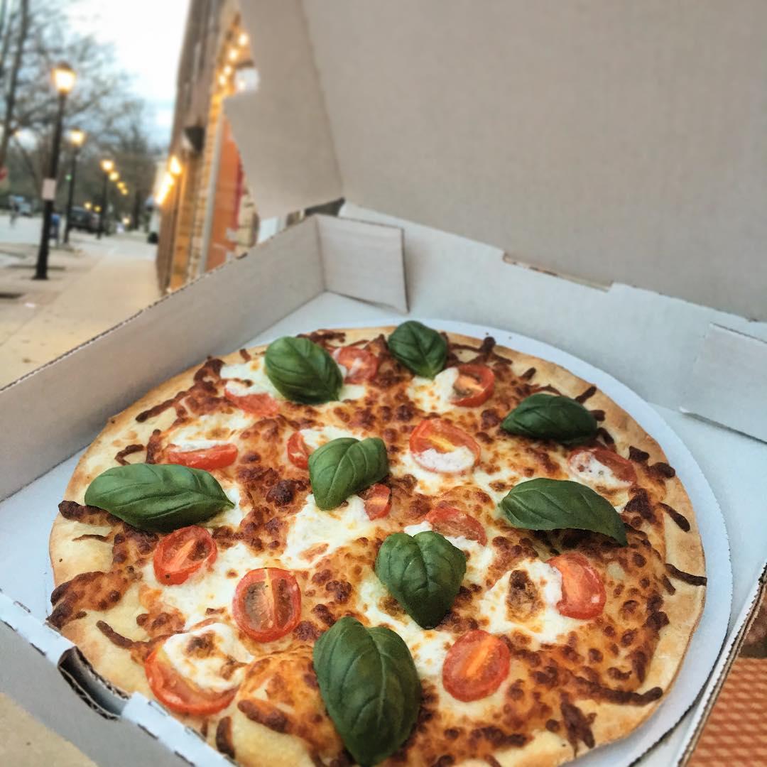 Prmodoro Fresca Pizza