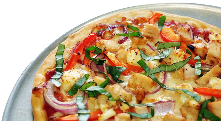 Foghorn-Leghorn Pizza