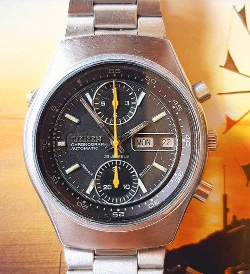 Citizen flyback chronograph
