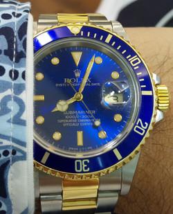 Rolex-Submariner-bluesy