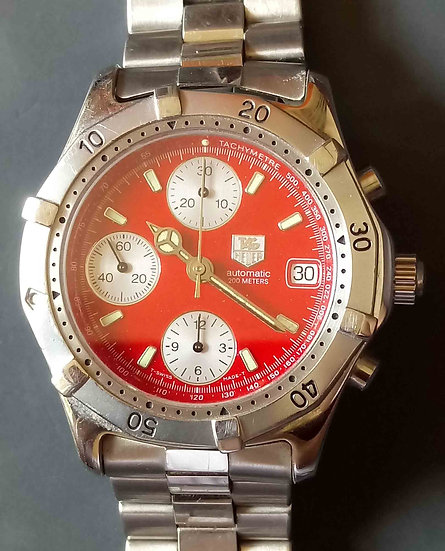 TAG-Heuer divers chronograph