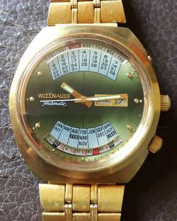Wittnauer 2002 annual calendar