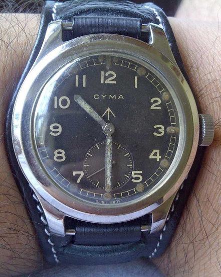 Cyma WWW. broad arrow