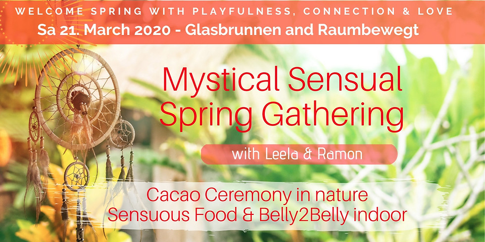 Mystical Sensual Spring Gathering