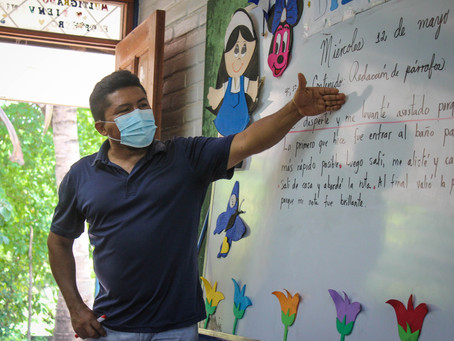 Inside the Classroom: Introducing Ismael