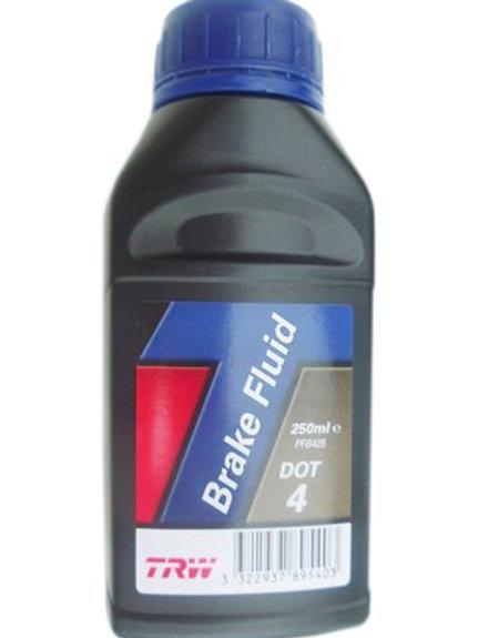 TRW Dot4 brake fluid 250ml
