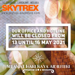 Hari Raya Closure