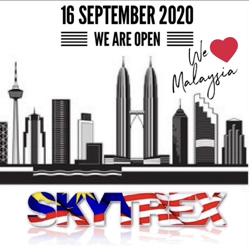 We are open on Malaysia Day