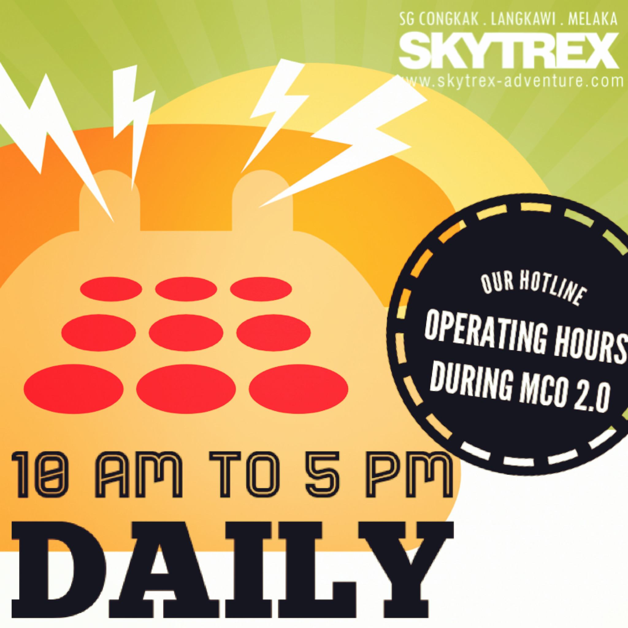 Hotline Operating Hours