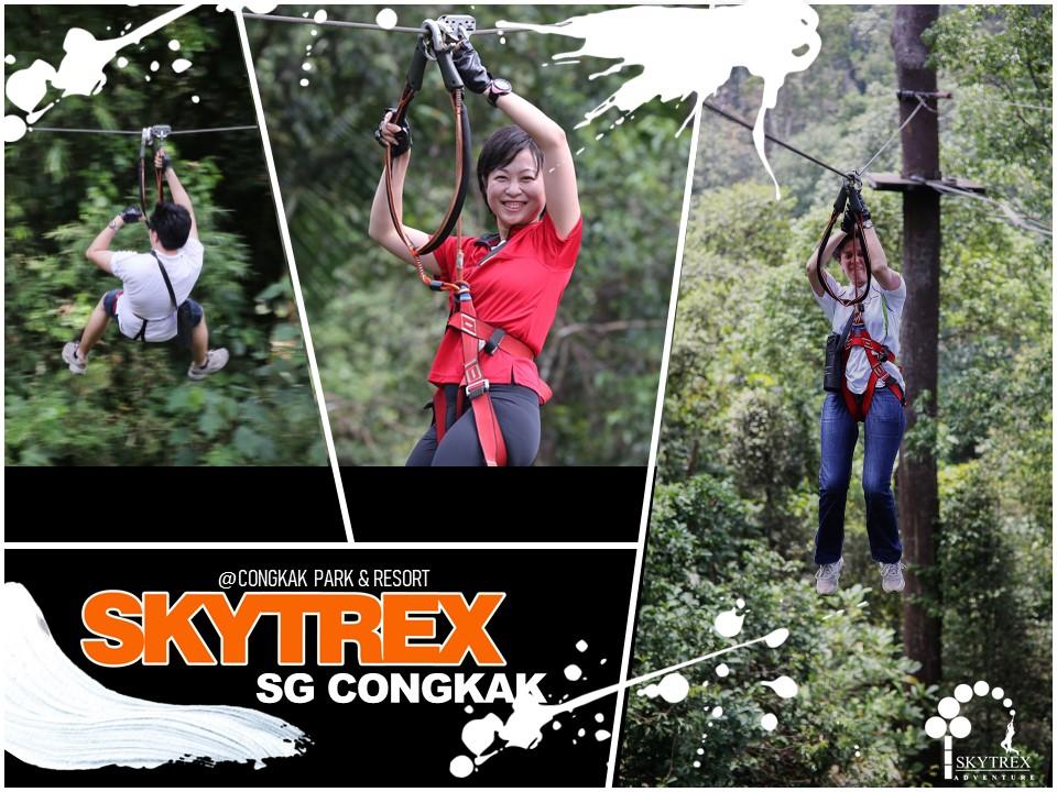 SKYTREX SG. CONGKAK