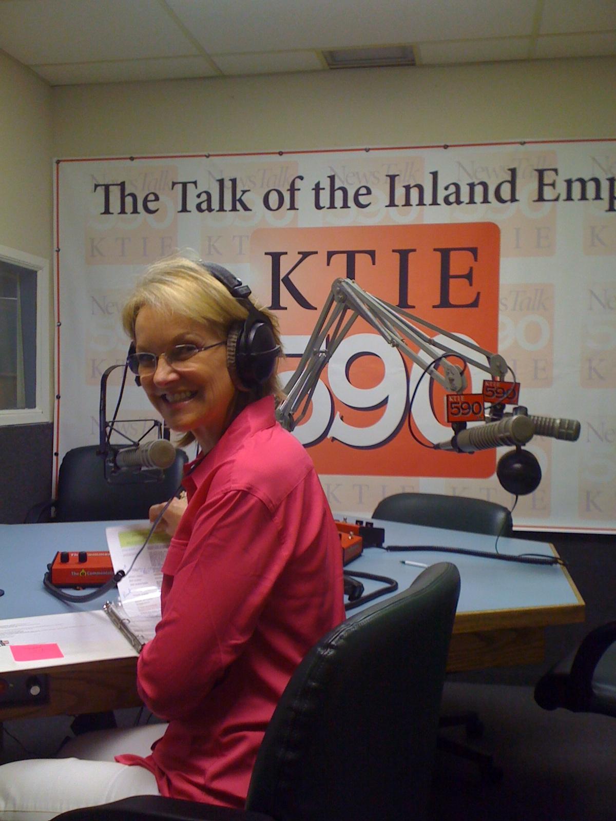 Rhonda Sciortino Radio Talk Show Host