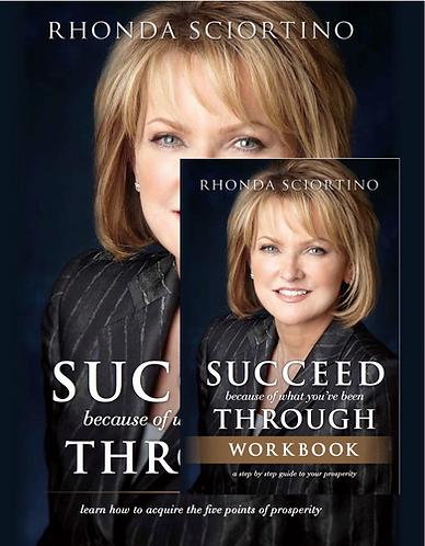 Succeed Because book and workbook set