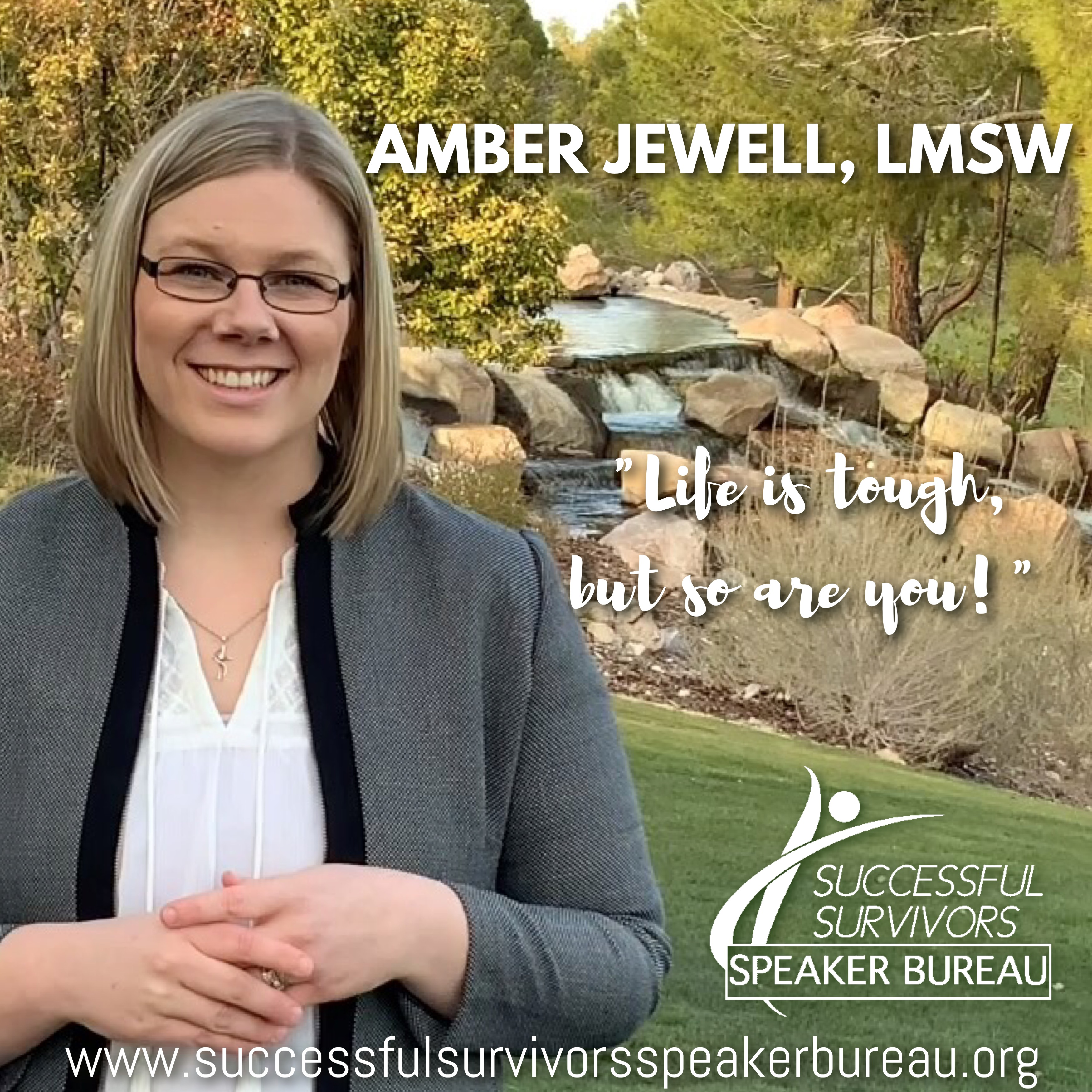 Amber Jewell, LMSW