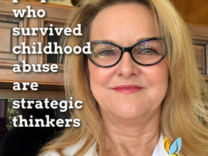 Children Of Dysfunction Are Strategic Thinkers