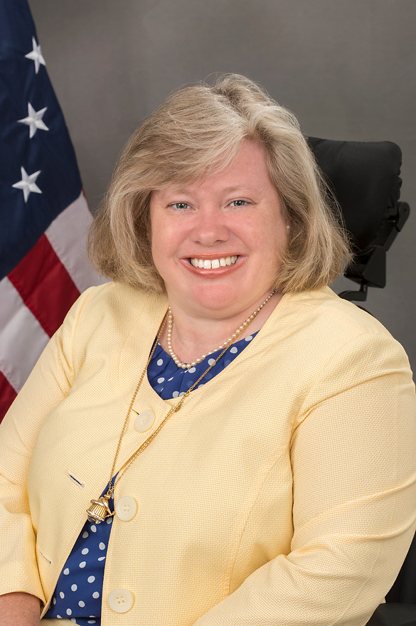 Melissa Ortiz, former Commissioner HHS Administration on Disabilities