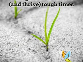 7 things to do to survive tough times