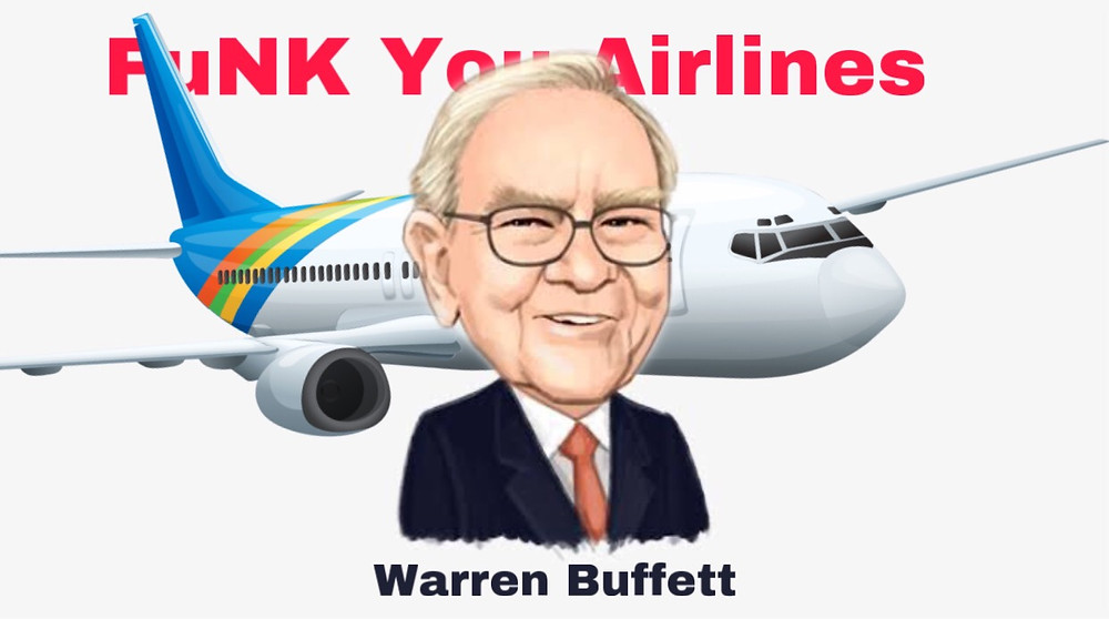 Warrent buffet in May dumped all his stocks on behalf of his company Berkshire from airline industry, suggesting that the world has changed.