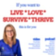 live love survive thrive rhonda sciortin