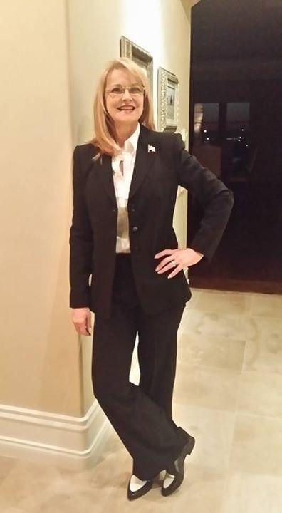 Rhonda Sciortino means business
