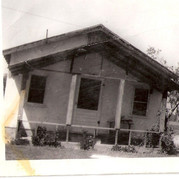 The shack Rhonda grew up in