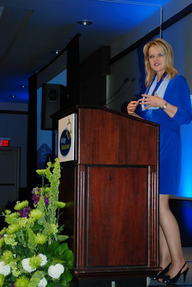 Rhonda Sciortino Fundraiser Keynote