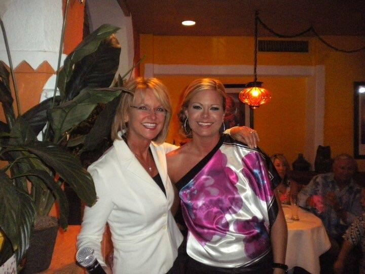 Rhonda and her daughter Sarah