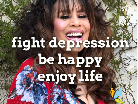 You can fight depression by doing this
