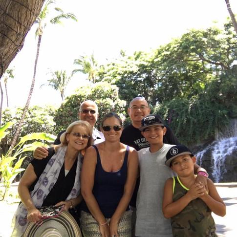 The family that healed Rhonda's heart