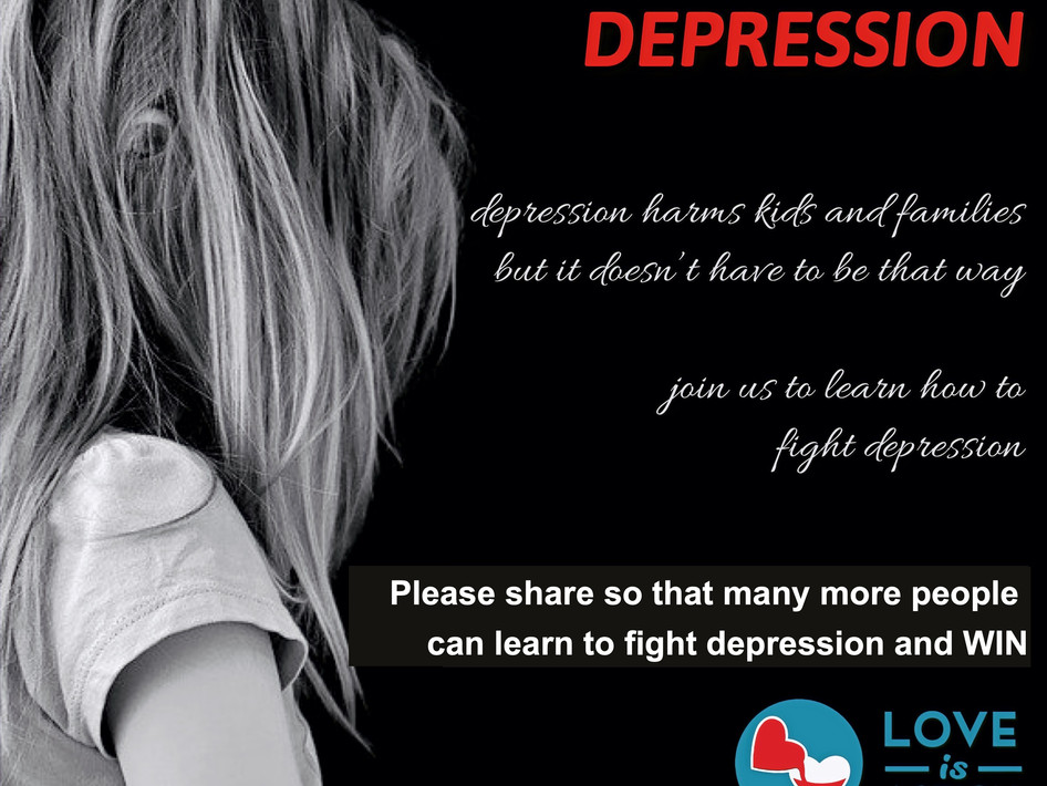 EQUIPPING THE COMMUNITY TO FIGHT DEPRESSION