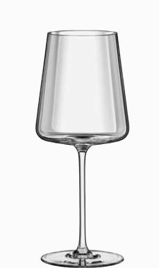 """כוס קריסטל יין 550 מ""""ל"""