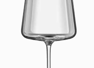 """סט 6 כוסות קריסטל יין 550 מ""""ל"""