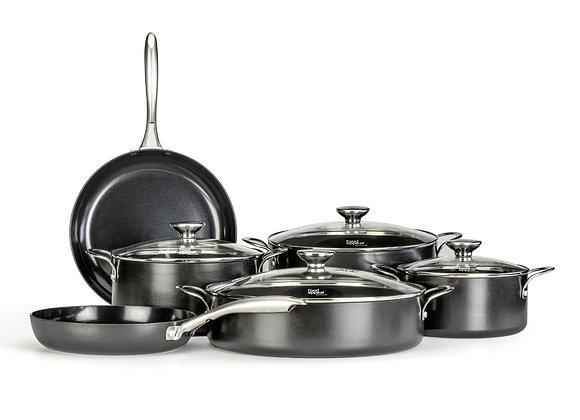 FOOD APPEAL סט 10 כלי בישול מסדרת BIOCOOK