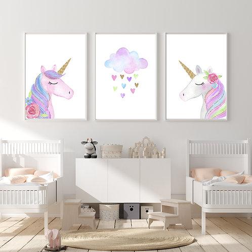 Unicorns - 3 pic