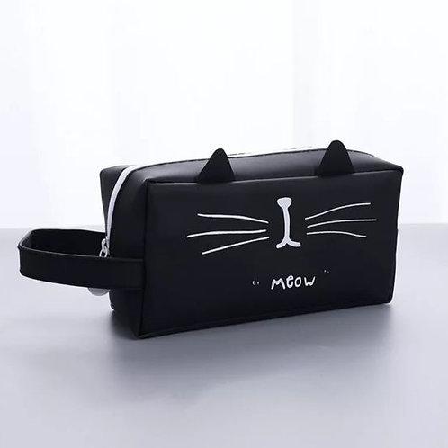 קלמר חתול - שחור