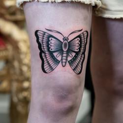Courtney Death Moth