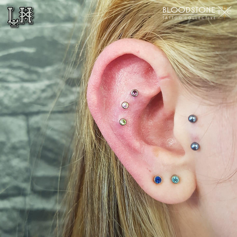 Ear piercing Design