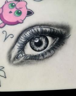 First Realistic Eye