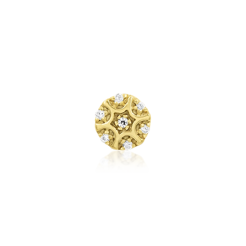 Nuala - Yellow Gold