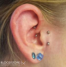Side Burn Piercing