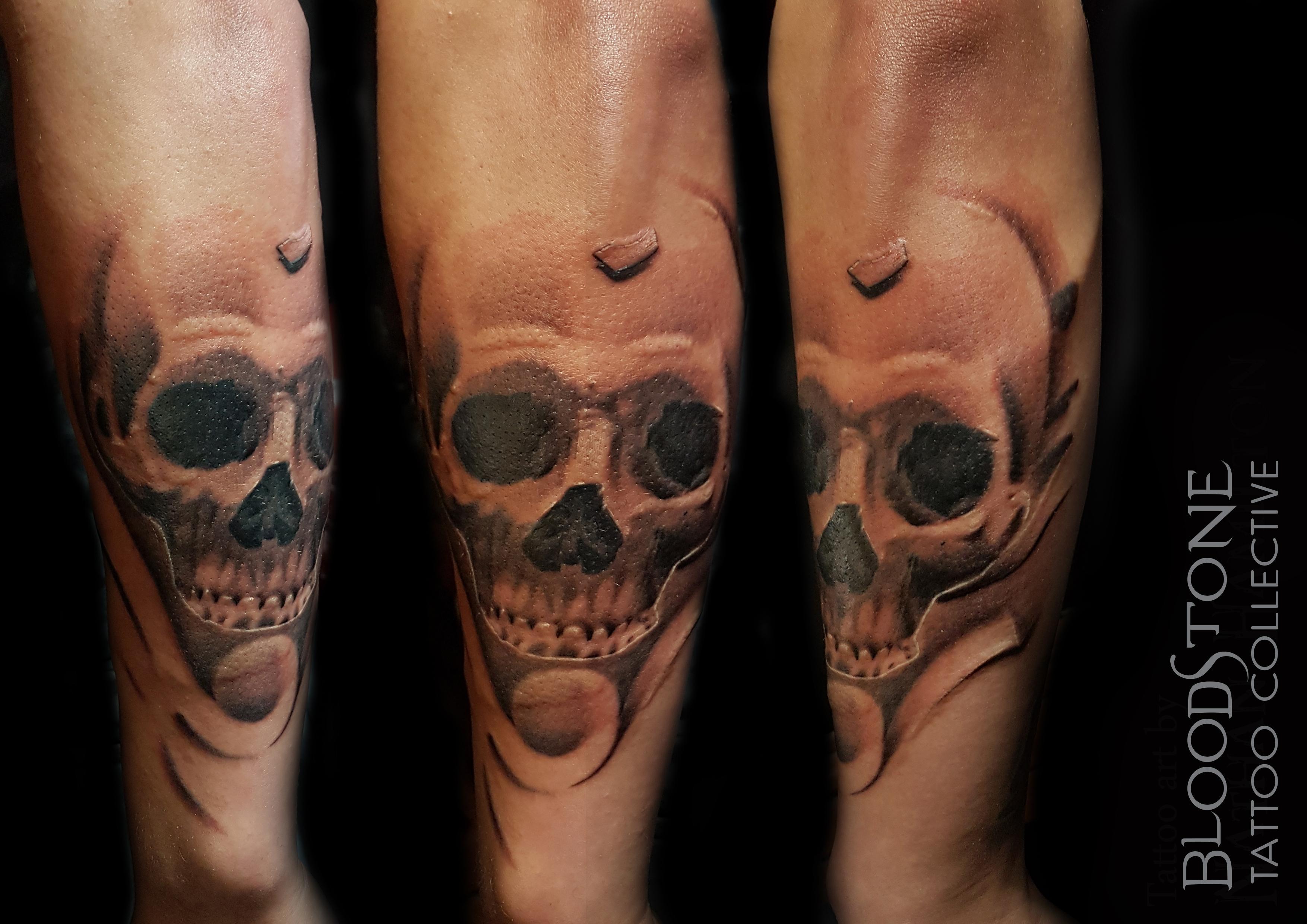 edits clayton skull 2