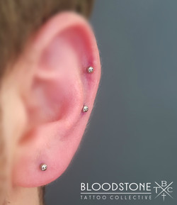 Lobe and two helix