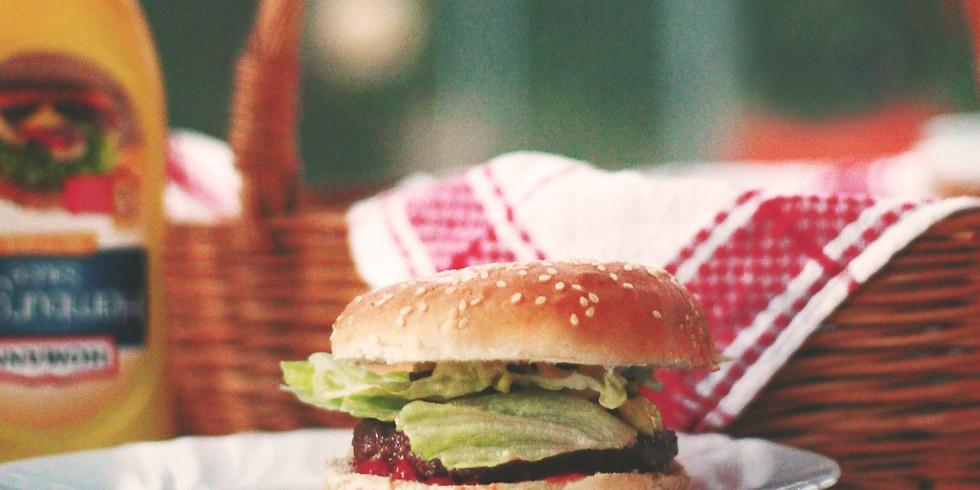 Hamburger Lunch