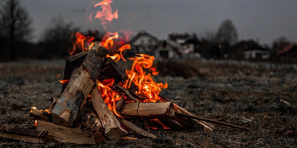Campfire Bible Study