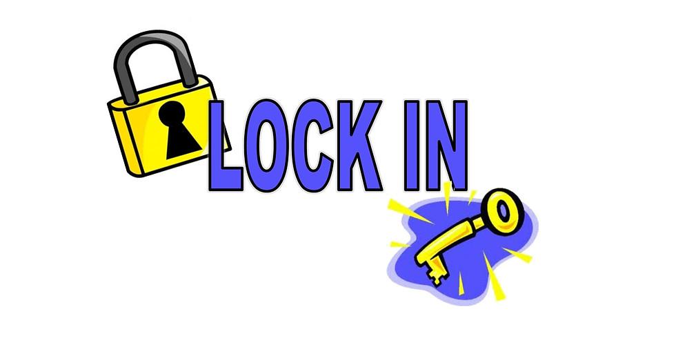 2nd-4th Grade Lock In