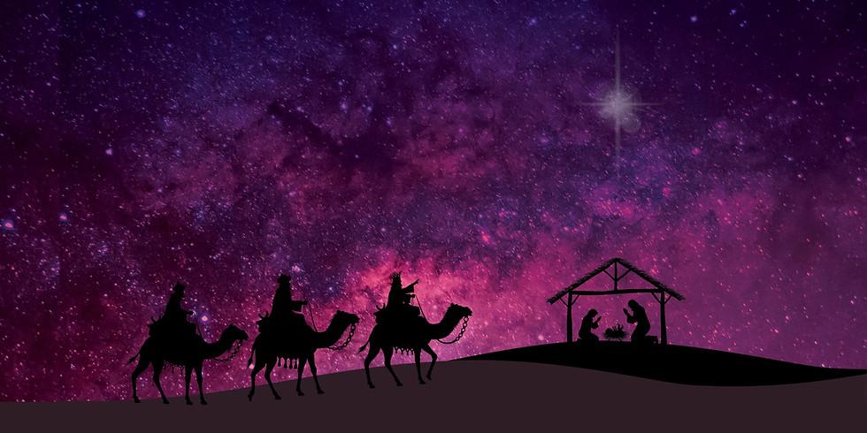 Christmas Play & Sweet Treats With Santa