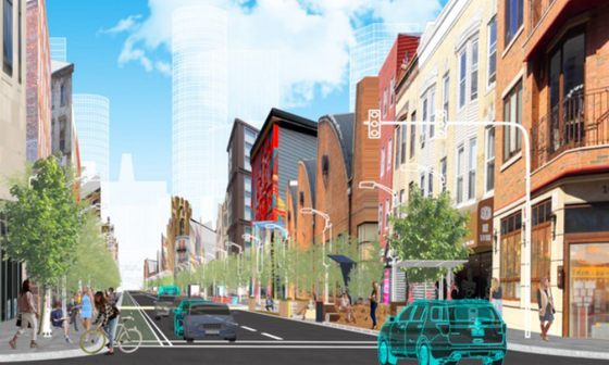 Smart Cities Aim to Revolutionize the Way We Live, Work and Travel