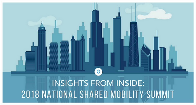 Insights from Inside: SUMC's 2018 National Shared Mobility Summit
