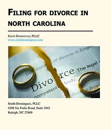 Divorce FAQ Guide Cover Image